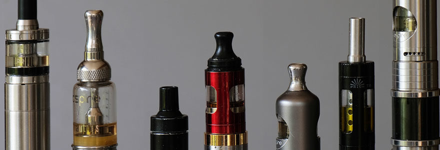Marque de cigarette électronique